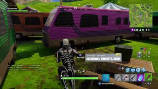 5 posti dove atterrare su FORTNITE BATTLE ROYALE