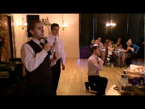 Irish Drinking Song - Kelly and Trevor's wedding (Full version)