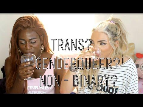 Transgender vs Genderqueer? ft. MILES JAI | Stef Sanjati