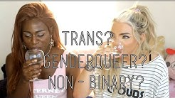 Transgender vs Gender Non-Conforming? ft. MILES JAI | Stef Sanjati