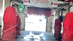 Belanger FreeStyler Friction Car Wash System Inside View