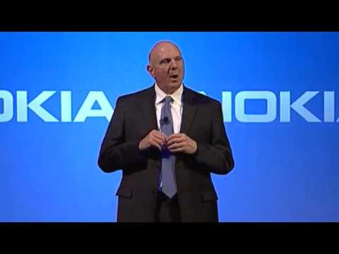 Microsoft CEO Steve Ballmer on acquisition of Nokia
