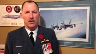 WestJet Remembrance Day 2014