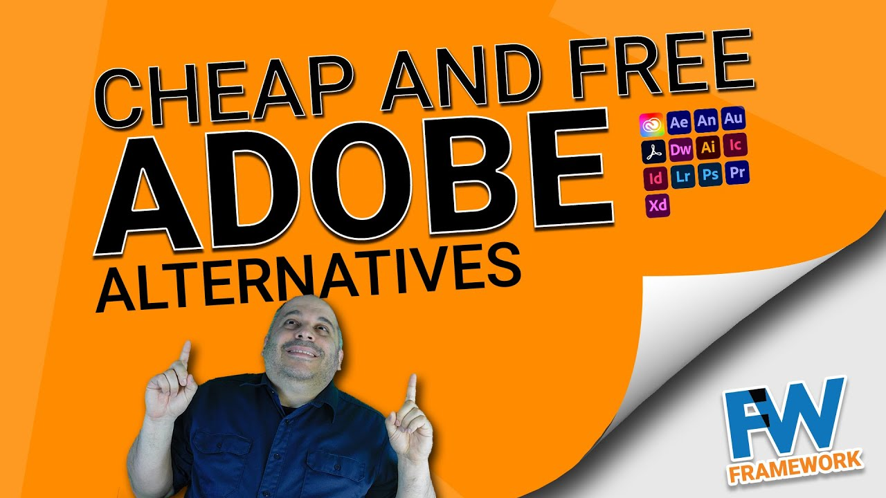 Adobe Cloud Alternatives | Creative Cloud Alternatives