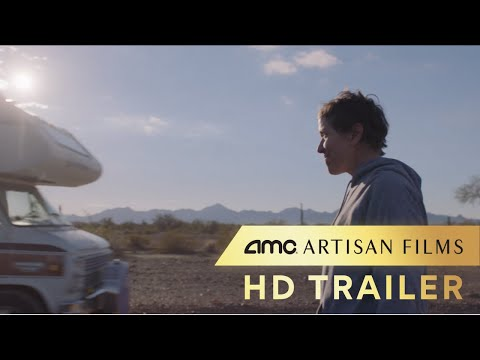 NOMADLAND – Trailer #3 (Frances McDormand, David Strathairn, Linda May) | AMC Theatres 2021