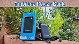 Ambrane 15000mAh Power Bank PP-150