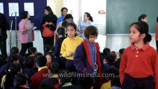 Students of The Shri Ram School : Delhi