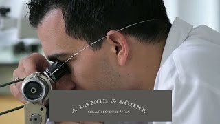 Review: Bringing Construction Plans To Life – A. Lange & Söhne