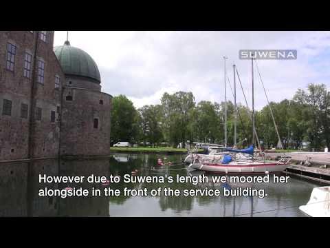 Vadstena Castle Marina