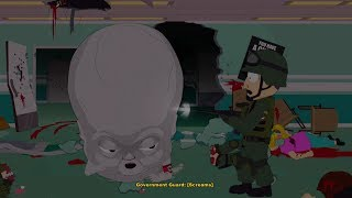 South Park: The Stick of Truth - Giant Nazi Zombie Fetus