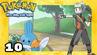 IS THAT BRENDAN!?!?!? - Pokemon Ultra Shiny Gold Sigma Nulzocke Ep. 10