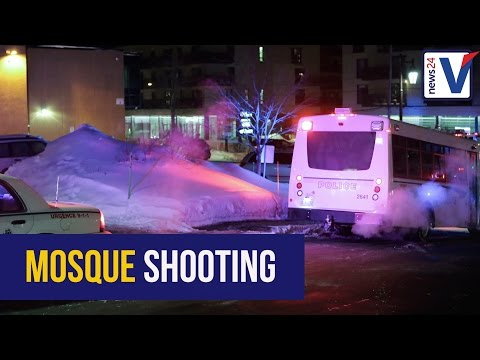 We are shocked - Quebec City residents on mosque shooting