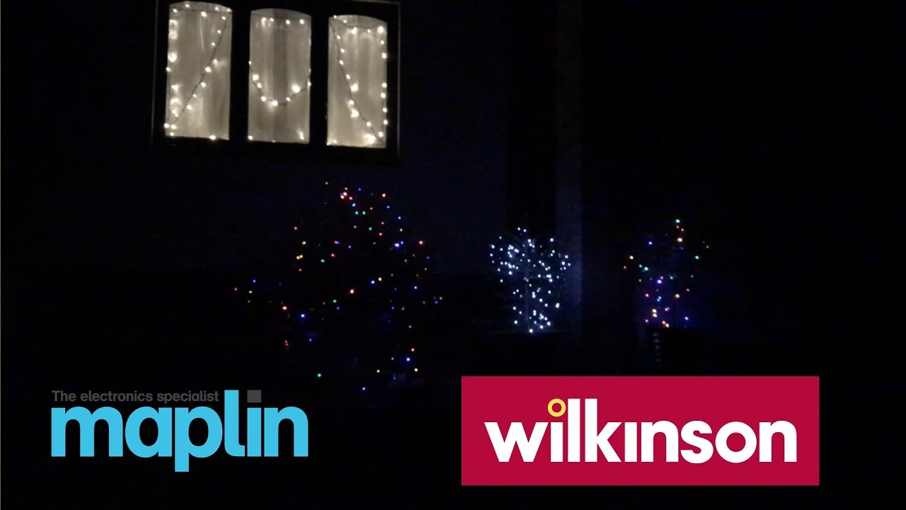 Xmas lights wilko outdoor indoor battery fairy lights youtube xmas lights wilko outdoor indoor battery fairy lights aloadofball Image collections