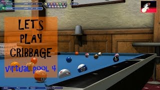 Virtual Pool 4 Blog - Introducing Cribbage - A Great Game!