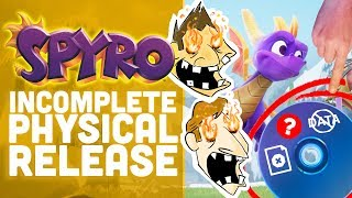 Spyro Reignited Trilogy Is Missing Physical Games! - Rerez Hot Take