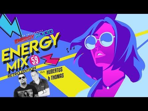 Energy Mix vol.59/2018 Retro Hands Up Edition mix by Thomas & Hubertus