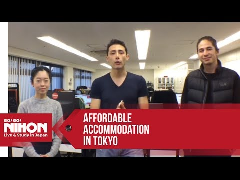 Affordable Accommodation in Tokyo - Go! Go! Nihon Live Show