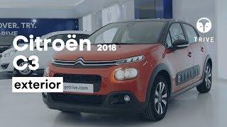 Citroën C3 - Exterior - Opinión/ Review - Trive