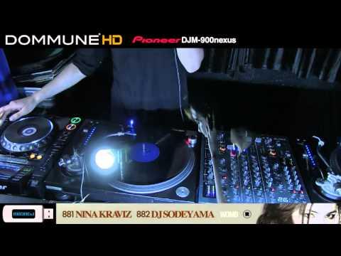 Nina Kraviz, DJ Sodeyama Live @ Dommune (Part 2)