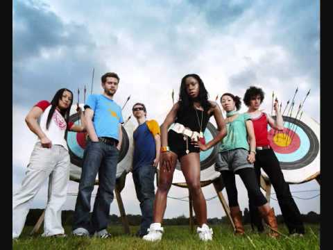 "The Go! Team - ""Huddle Formation"""