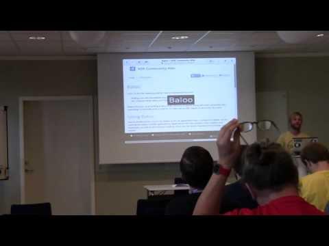 GUADEC 2015: Tracker  introduction and reflection