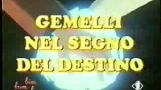 I gemelli nel segno del Destino - Sigla