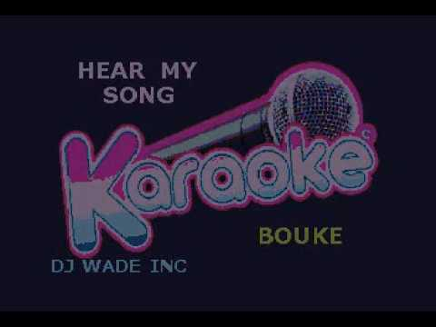 Bouke   Hear My Song, Demo (lyrics)