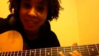 Lyfe Jennings-Hypothetically (guitar lesson) part 1