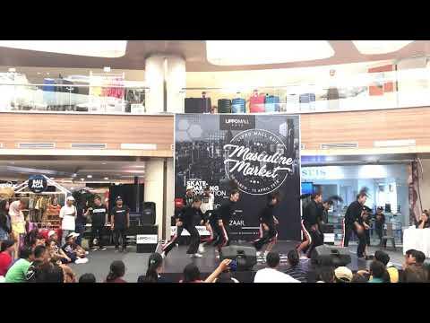 [ SUKIT DANCE CREW ] Masculine Market Dance Competition Audition @lippo mall kuta Bali