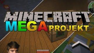 Hintergrund-Maschinerie! - #073 - Minecraft: MEGA PROJEKT