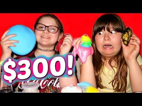 ULTIMATE SLIME AND SQUISHY SHOPPING AND HAUL ~ A GIANT STRESS BALL & UNICORN POO!