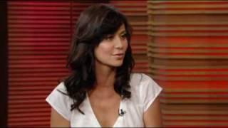 Catherine Bell Live with Regis Kelly