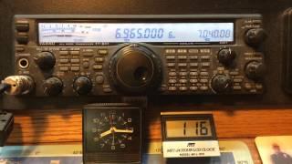 Pirate Radio Activity Report Halloween 2014
