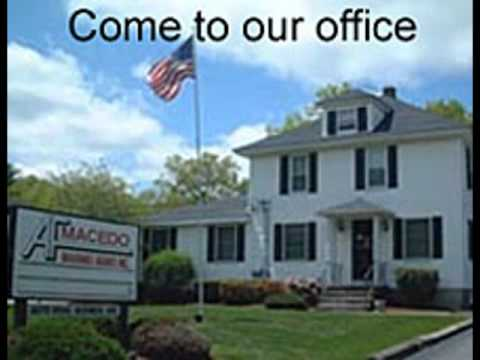 Taunton MA Commercial Insurance - Call 508-877-0000-AF Macedo