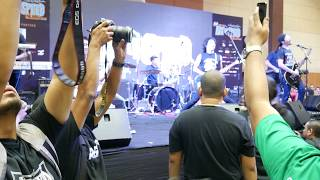 Hujan Live at Art of Speed 2017 Full