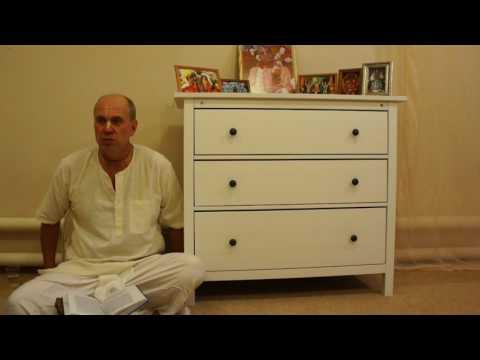 Шримад Бхагаватам 1.13.59-60 - Гаджа Ханта прабху