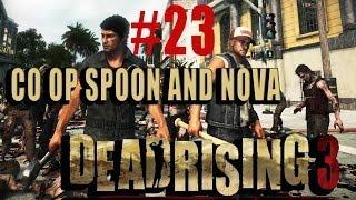 Dick weapon Dead Rising 3 Co op w/Nova #23