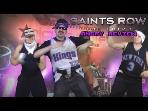 Saints Row: The Third Angry Review