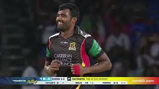 Catch!!! Rebound to Shamsi!!!