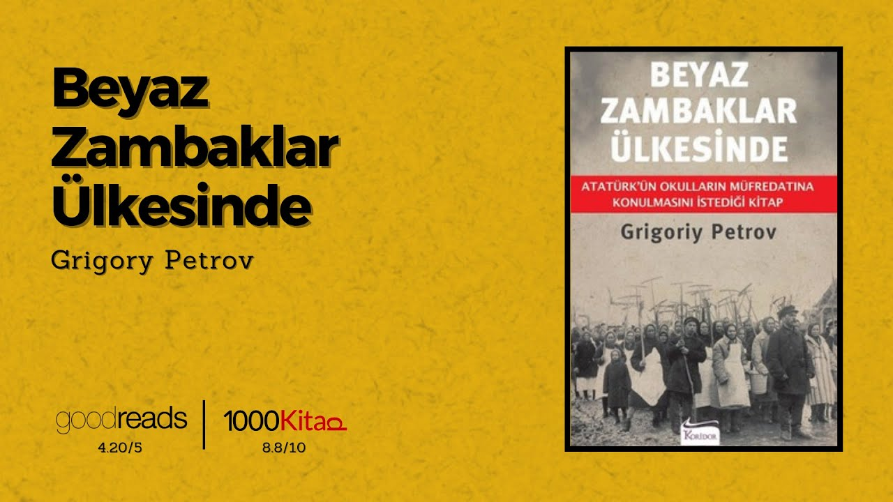 Üç Nokta | Grigori Petrov | Beyaz Zambaklar Ülkesinde
