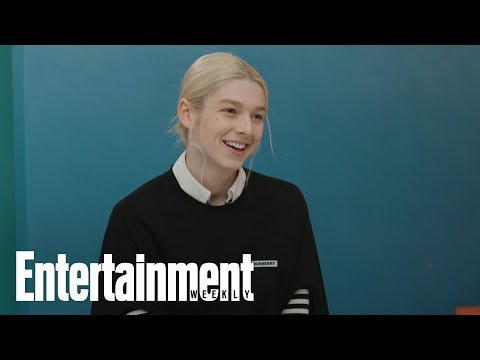 'Euphoria' Star Hunter Schafer Talks Getting Noticed | Entertainment Weekly