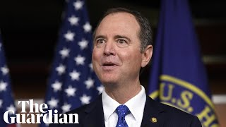Adam Schiff accuses Trump of acting as if he is 'above the law' over Ukraine