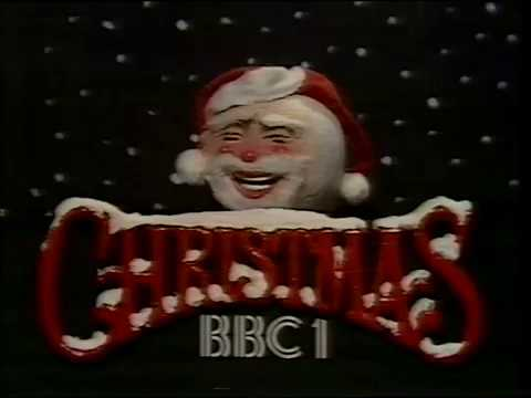 BBC1: continuity and Evening News with Peter Woods – Christmas Day 1978