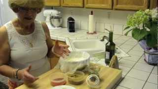 How To Make Labneh, Yogurt Cheese, Labneh Recipe