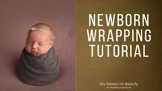 Newborn wrapping