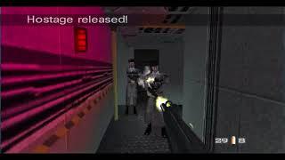 GoldenEye 007 - Frigate - 00 Agent
