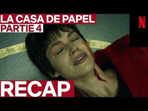 La Casa de Papel Partie 4 | Le Récap | Netflix France