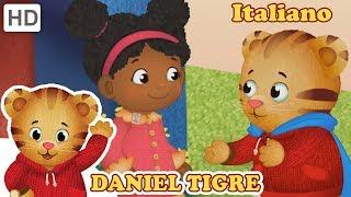 Daniel Tiger in Italiano - Gioca con Elena | Video per Bambini