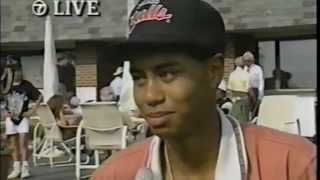 TIGER WOODS: FROM PHENOM TO CHAMPION, THE EARLY YEARS
