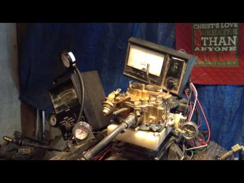 Rochester dual jet carb